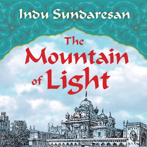 The Mountain of Light audiobook cover art