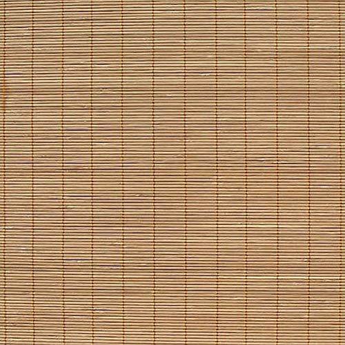 JSONA Persiana Enrollable para Exteriores Persianas venecianas de bambú, cocinas, Sala de Estar, Ventana, persiana Enrollable con Gancho, 85cm / 105cm / 125cm / 145cm Ancho (Tamaño: W 105 & Times;