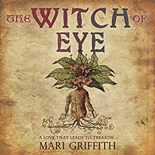 The Witch of Eye cover art