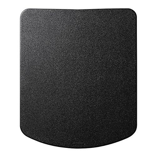 サンワサプライ シリコンマウスパッド ブラック MPD-OP56