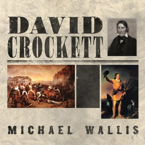 David Crockett: The Lion of the West cover art