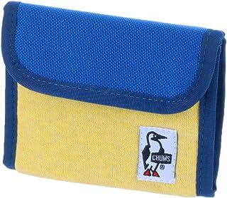 (チャムス) CHUMS 三つ折り財布 [スウェットナイロン] [Trifold Wallet] 10.hバーリーxブループラネット