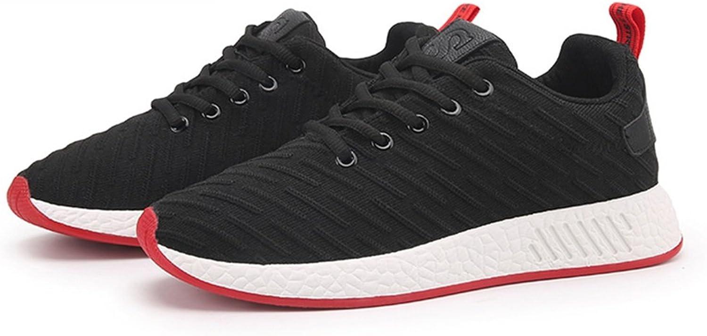 LVZAIXI shoes Male shoes Jogging Tide shoes Winter Sports shoes Cozy ( color   Black , Size   EU 41 UK7.5-8 CN42 )