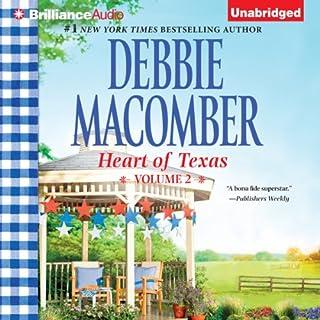 Page de couverture de Heart of Texas, Volume 2