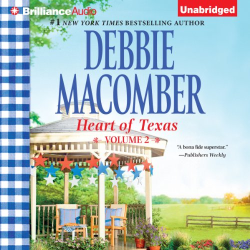 Heart of Texas, Volume 2 audiobook cover art
