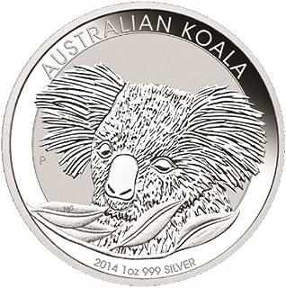 2014 AU Austrailian Koala Dollar Uncirculated Mint