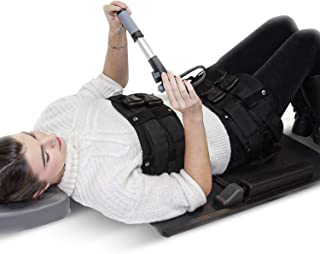 ComforTrac Lumbar Traction– Helps Relieve Back Pain from Herniated Discs, Spondylosis, Muscle Spasms, Degeneration of Disc, Osteoarthritis, and More!