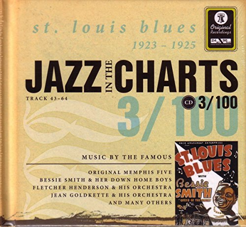 Jazz in the Charts 3/1923-1925