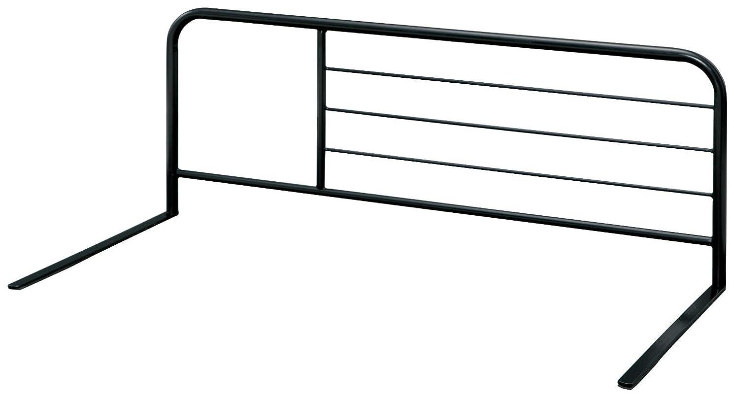 振る放棄する高原ベッド フェンス サイド ガード ブラック BSG-350 (BK)