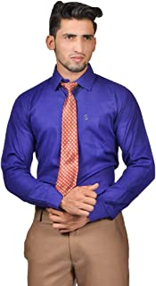 S9 Men Men's Cotton Formal Shirt
