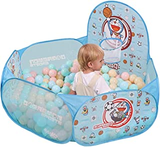 JXXDDQ Baby Playpen Toddler Ball Pits Tent for Indoor Outdoor Baby Fence Safety Play Area Gate (Color : C)