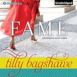 Fame                   By:                                                                                                                                 Tilly Bagshawe                               Narrated by:                                                                                                                                 Alison Larkin                      Length: 14 hrs and 44 mins     57 ratings     Overall 3.9