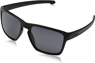 Oakley Men's OO9341 Sliver XL Rectangular Sunglasses