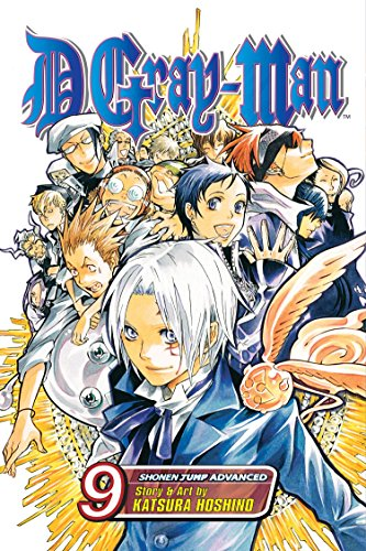 D GRAY MAN GN VOL 09 (C: 1-0-0)