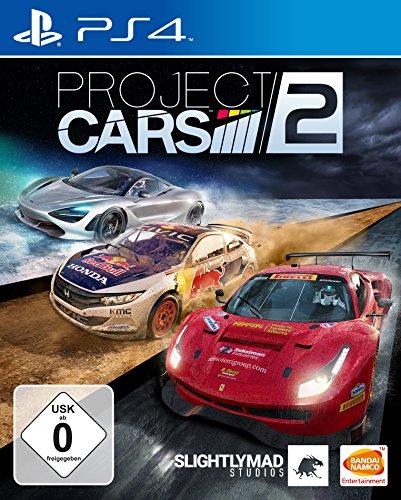 Namco Bandai Project Cars 2 para Playstation 4
