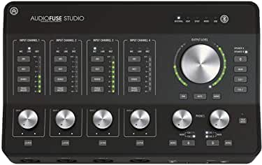 Arturia AudioFuse Studio desktop interface Now Shipping