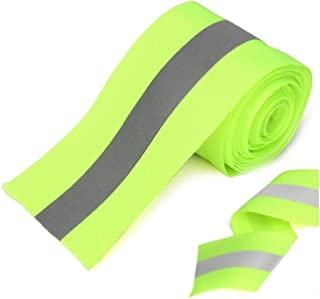 Just In Trend │Flame Resistant FR Sew On High Visibility Hi Vis Retro reflective tape
