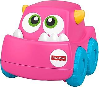 Fisher-Price FYL43 Infant - Mini Monster Trucks, Pink