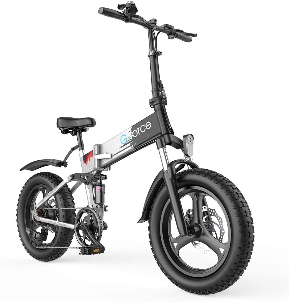 G-Force Electric Bike T41 Bikes for Ranking TOP17 Adults 20'' Folding High material
