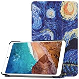 Xiaomi Mi Pad 4 Case, Ratesell Slim Lightweight Smart-Shell Stand Case Cover with Auto Sleep/Wake for Xiaomi Mi Pad 4 Tablet Star Night