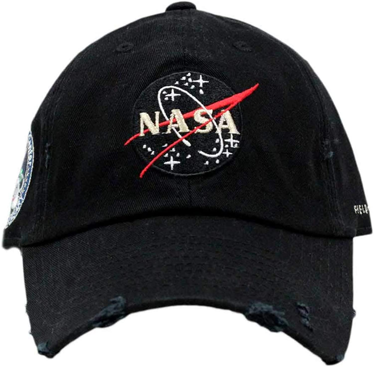 NASA Hat 25th Anniversary Patch