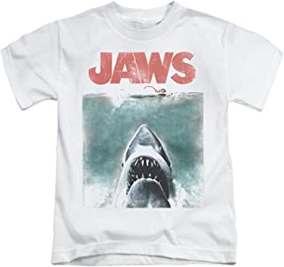 Jaws Vintage Poster Kid's T-Shirt (Ages 4-7)