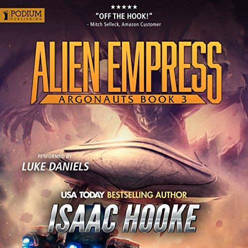 Alien Empress cover art