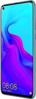 Huawei Nova 4 Dual Sim - 128GB, 8GB RAM, 4G LTE, Crush Blue