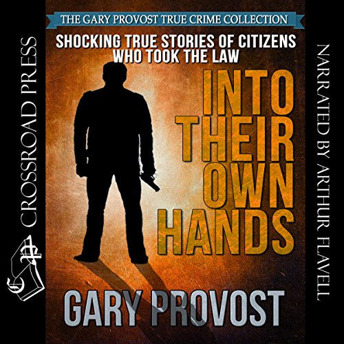Into Their Own Hands audiobook cover art
