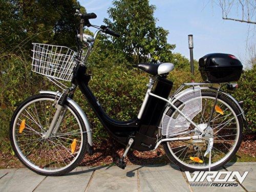 Elektrofahrrad 250W / 36V E-Bike 26″ Bild 6*