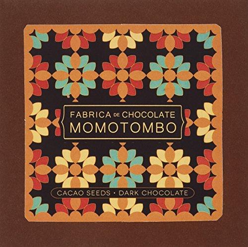 Fabrica de Chocolate Momotombo - Cioccolatini con Fava di Cacao Intera Cacao del Nicaragua 70% - 4x90gr
