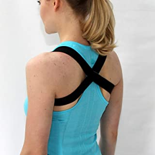 Dr Dorsey's Posturific Brace - The 2 in 1 Posture Brace -15 Minutes A Day- Shoulder Corrector - Made in Ohio