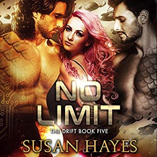 No Limit     The Drift, Book 5              Written by:                                                                                                                                 Susan Hayes                               Narrated by:                                                                                                                                 Tieran Wilder                      Length: 7 hrs and 15 mins     Not rated yet     Overall 0.0