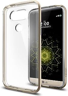 Spigen Neo Hybrid Crystal designed for LG G5 case / cover - Champagne Gold