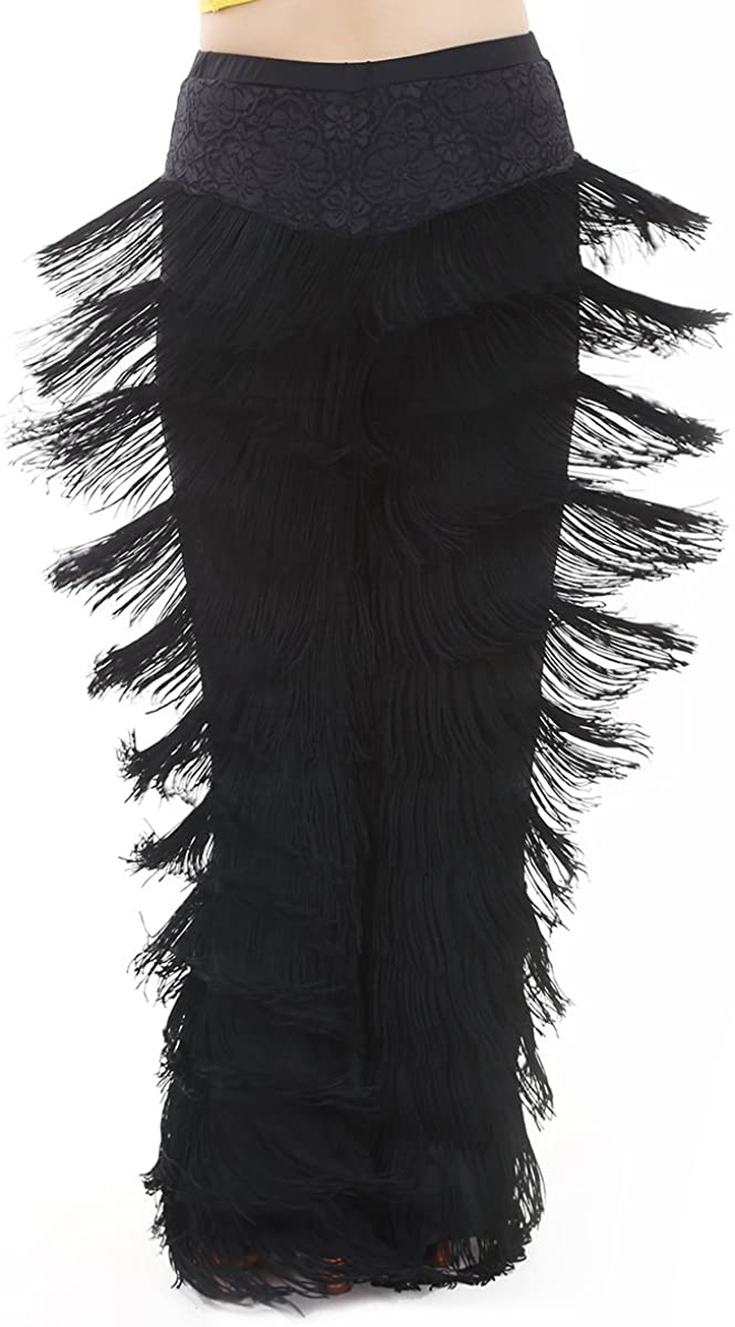 JS 2021 new CHOW Ladies Fringed Latin Cheap mail order shopping Salsa P Practice Chacha Competition