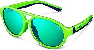 ACBLUCE Kids Polarized Sunglasses TPEESports with...