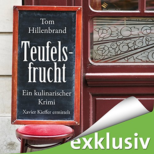 Teufelsfrucht audiobook cover art
