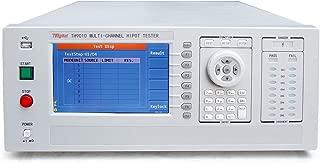 TH9010 Parallel 8-Channel Hipot Tester, AC 0-5000V, DC 0-6000V; AC 0-10 mA, DC 0-5 mA; IR: 0.1Mohm-10Gohm