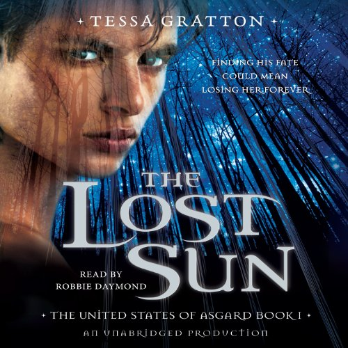 The Lost Sun cover art