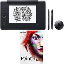 Wacom Intuos Pro Medium Paper Edition PTH660P Bundled with Corel Painter 2020 Academic