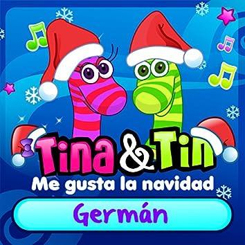 Me Gusta la Navidad Germán
