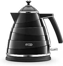 DeLonghi Avvolta, Electric Kettle 1.7L, KBA2001BK, Black