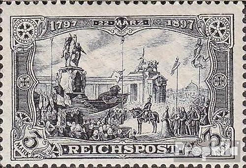 Deutsches Reich 65I gestempelt 1900 Reichspost (Briefmarken für Sammler)