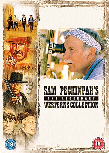 Peckinpah Collection (Ballard of Cable Hogue Pat Garrett and Billy The Kid Ride The High Country The Wild Bunch) [Import anglais]