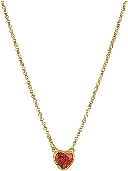 Romantic Rocks Mini Pendant Necklace