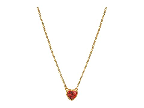 Kate Spade New York Romantic Rocks Mini Pendant Necklace