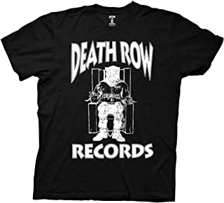Ripple Junction Death Row Records Logo Mens T-shirt