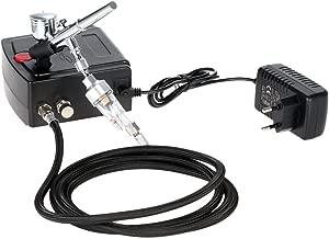 KKmoon 100-240V Aerógrafo Compresor Profesional Juego de