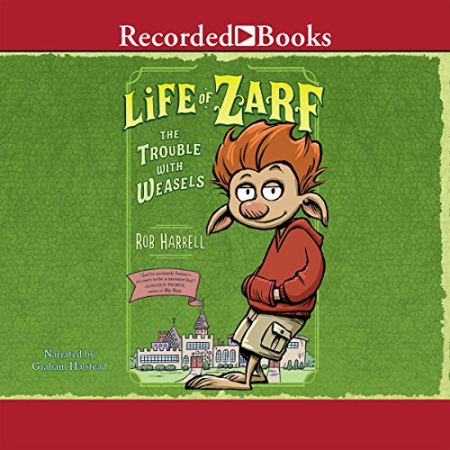 Life of Zarf audiobook cover art