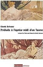 Prélude à l'après-midi d'un faune, version for Flute and Piano